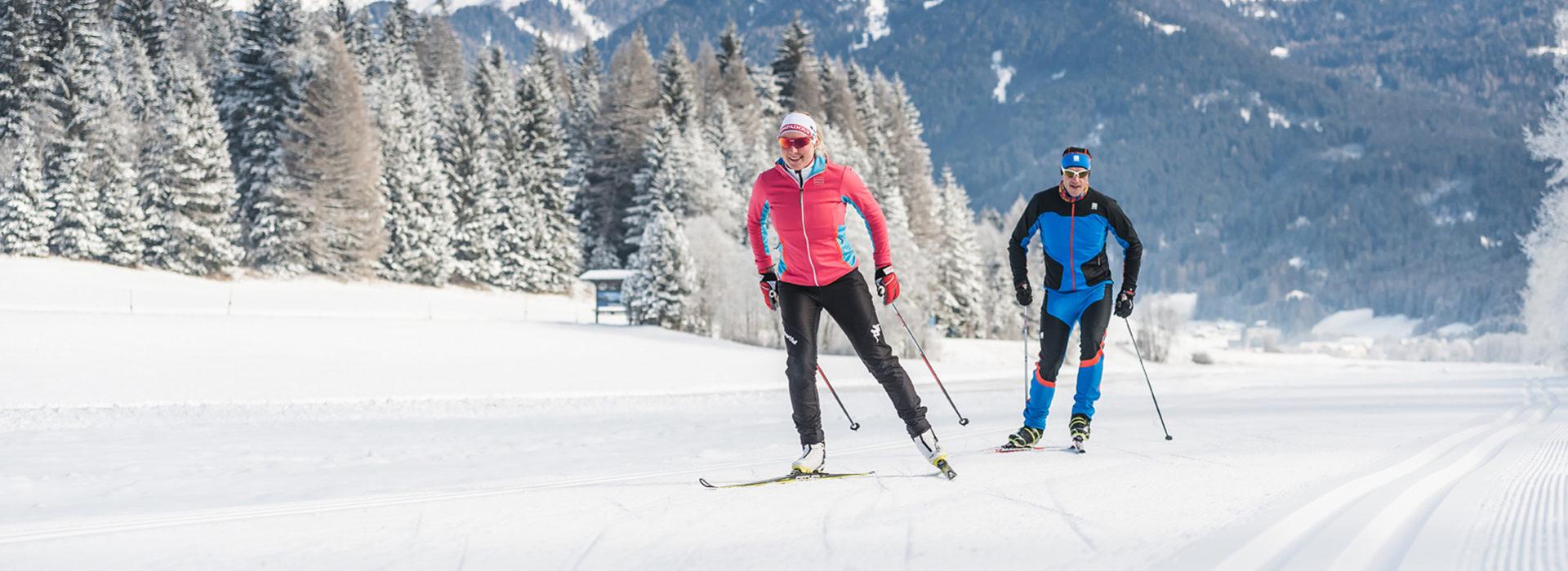 Langlaufurlaub in Südtirol - langlauf-regionen