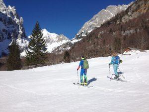 Skitour zum Wodnertörl