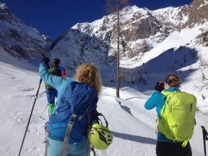 Skitour in Kötschach Mauthen