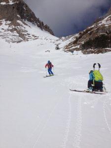 Skitour in Kärnten