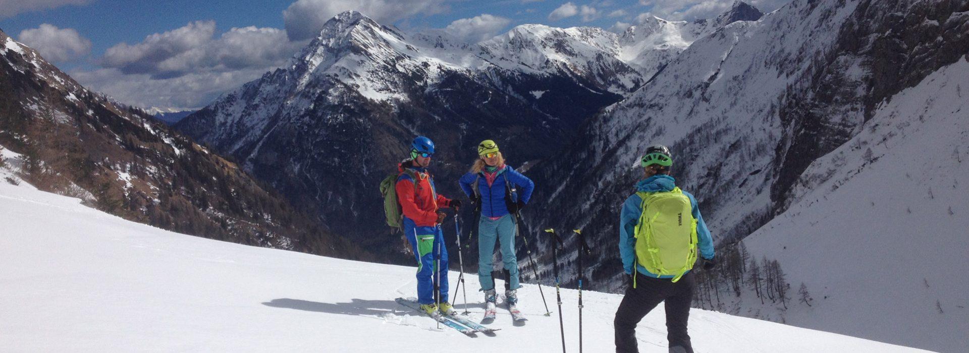 Skitour zum Wodnertörl - langlauf-regionen, langlauf-hotels