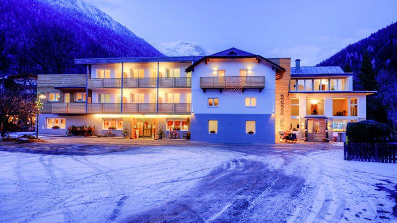 Hotel Bergkristall - im Herzen der Hohen Tauern, Mallnitz - langlauf-hotels