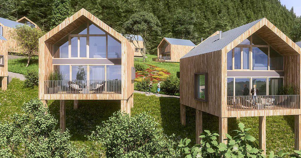 Chalets und Alpin Camping HOCHoben - camp & explore in Mallnitz - langlauf-hotels