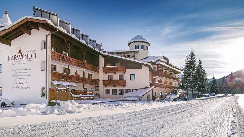 Alpenhotel Karwendel - das Anti-Stress Resort in Seefeld - langlauf-hotels