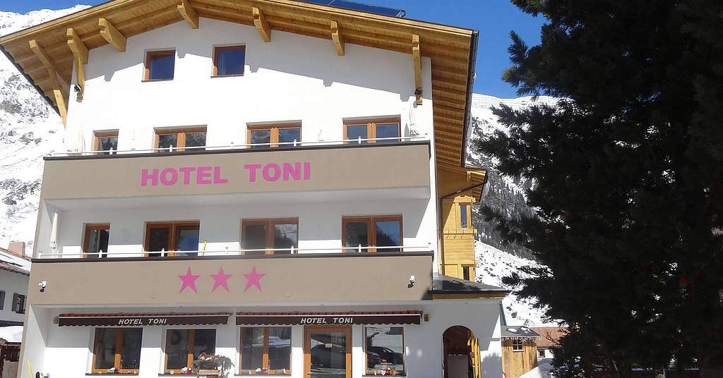Hotel Toni - Langlauffreundliche Unterkunft in Galtür - langlauf-hotels