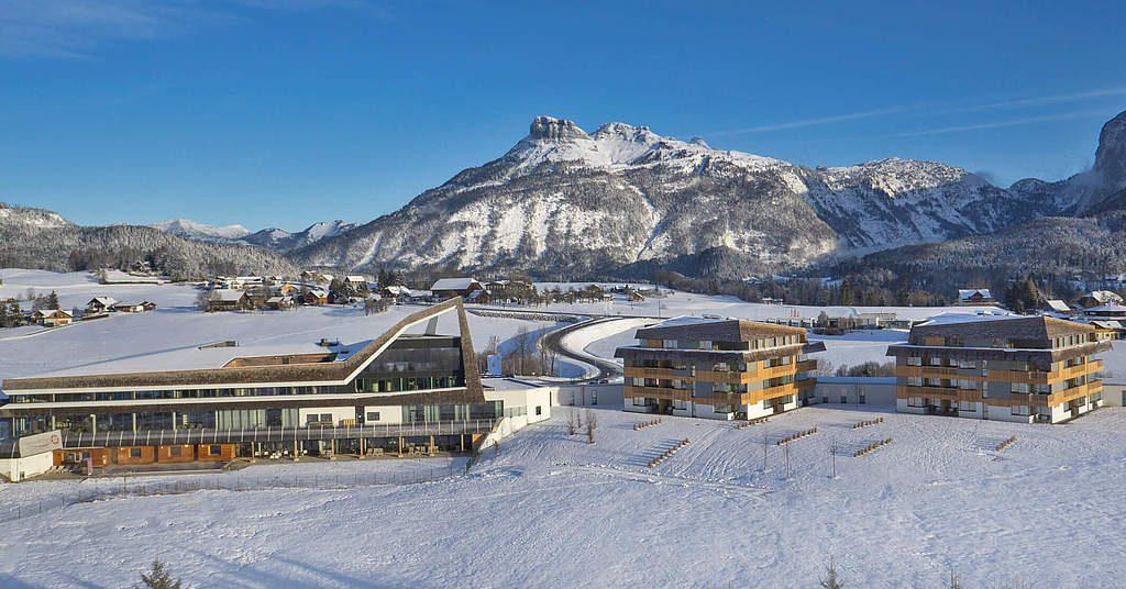 Narzissen Vital Resort - das Paradies für sportlich Aktive in Bad Aussee - langlauf-hotels