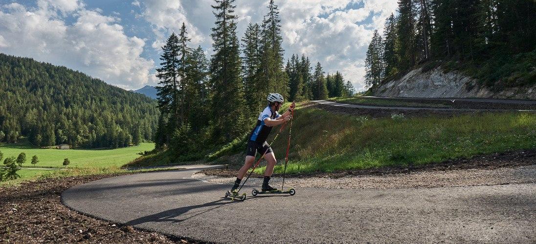 Skiroller: Sommer-Training in den Regionen - sommer, news