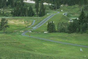 Sommertraining für Langläufer in Seefeld