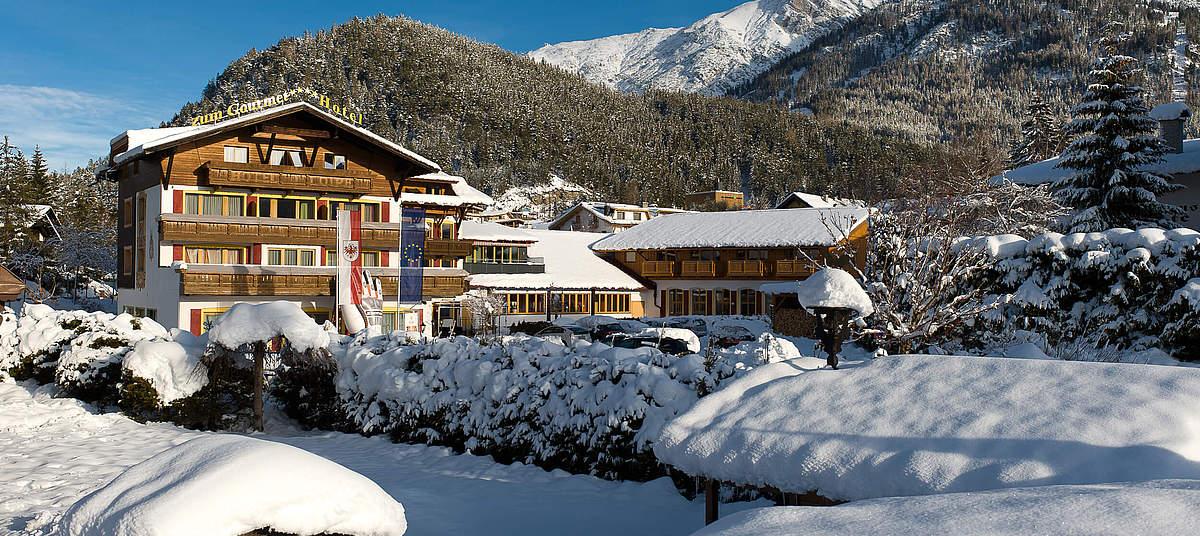 Aktivhotel zum Gourmet - das ideale Trainingsdomizil in Seefeld - langlauf-hotels