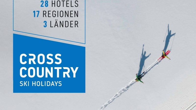 Cross Country Ski Holidays Katalog 2019/20