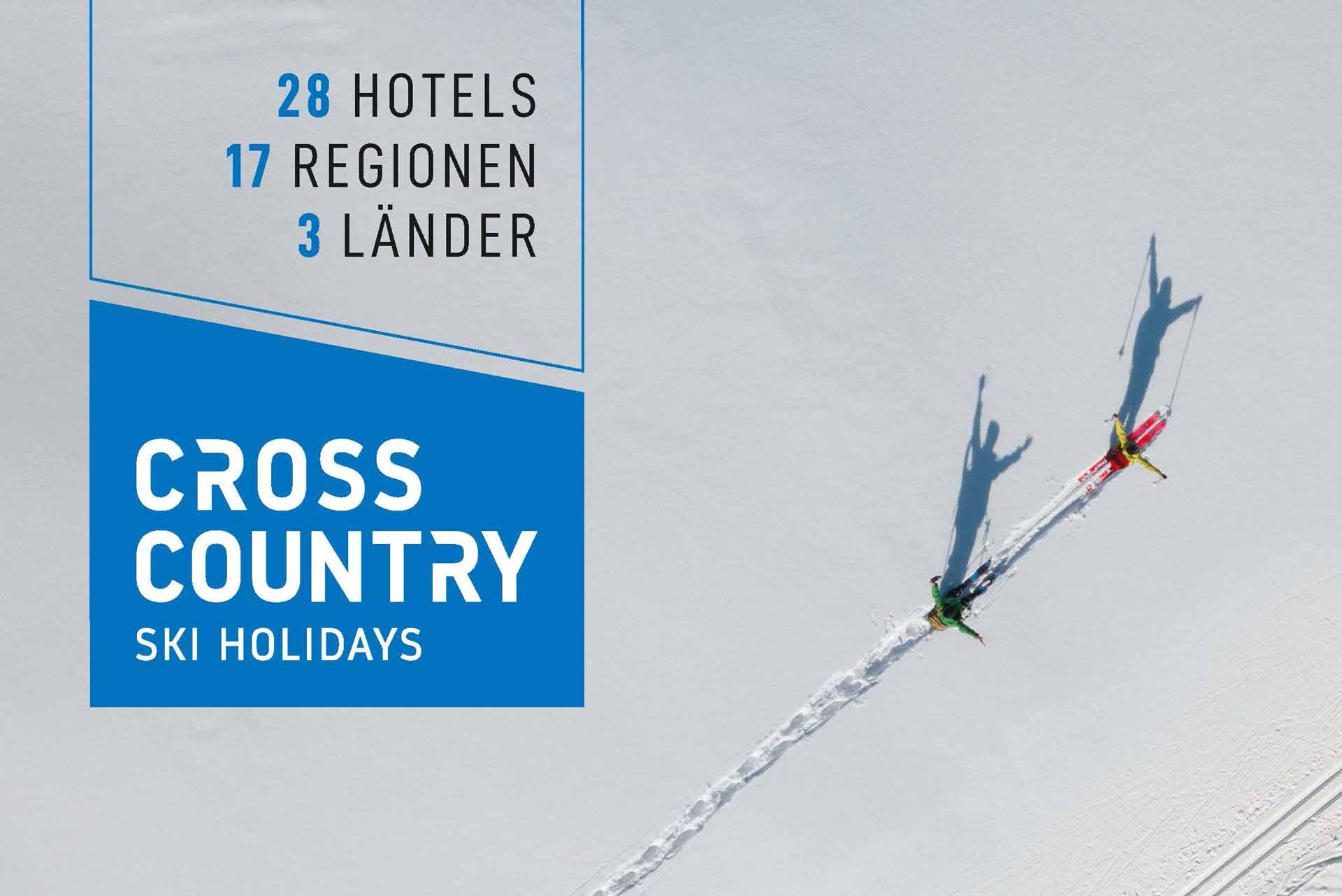 Cross Country Ski Holidays Katalog 2019/20