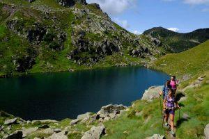 Im Sommer durchs Val di Fiemme - sommer