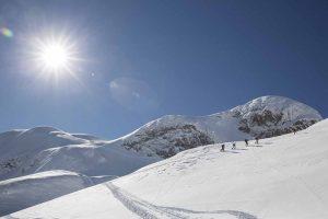 Skitouren am Nassfeld © www.tinefoto.com