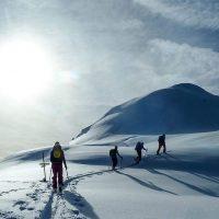 Skitouren in Kärnten ©TVB Kötschach-Mauthen