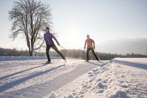 Langlaufen in Saalfelden ©TVB Saalfelden Leogang