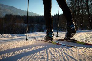Langlaufen in Saalfelden ©Florian Lechner
