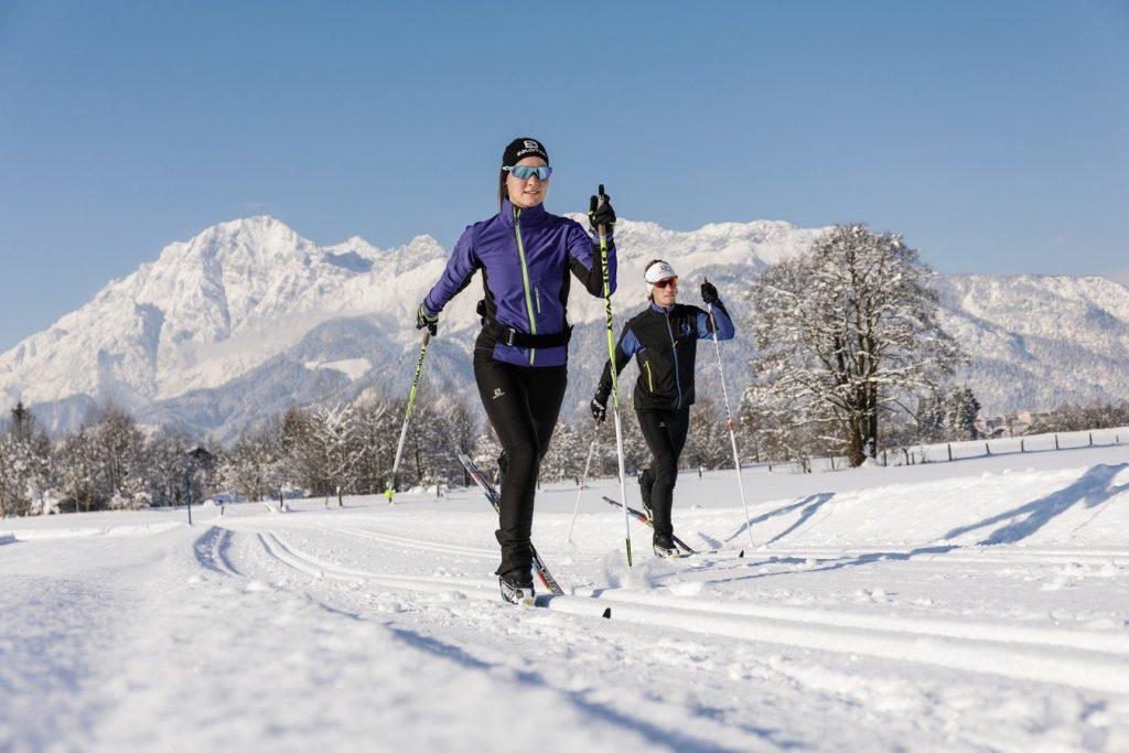 Langlaufurlaub in Saalfelden ©sportalpen.com