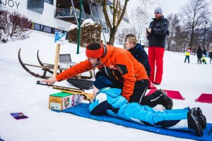 Biathlon in Saalfelden ©Michael Geißler