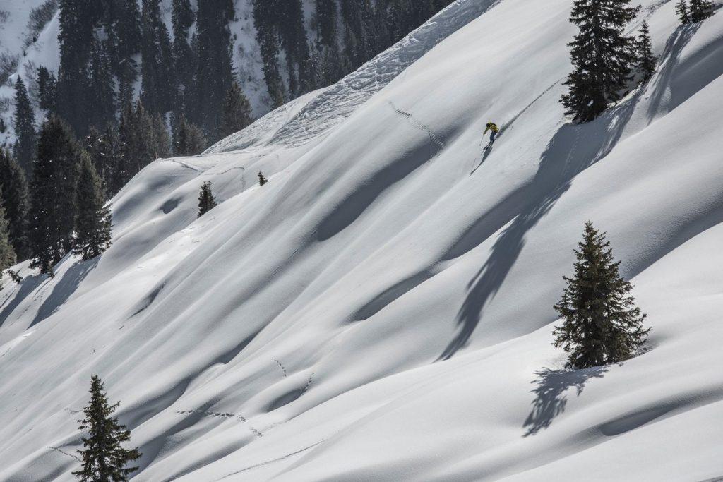 Skitouren in Saalfelden Leogang ©Petermoser
