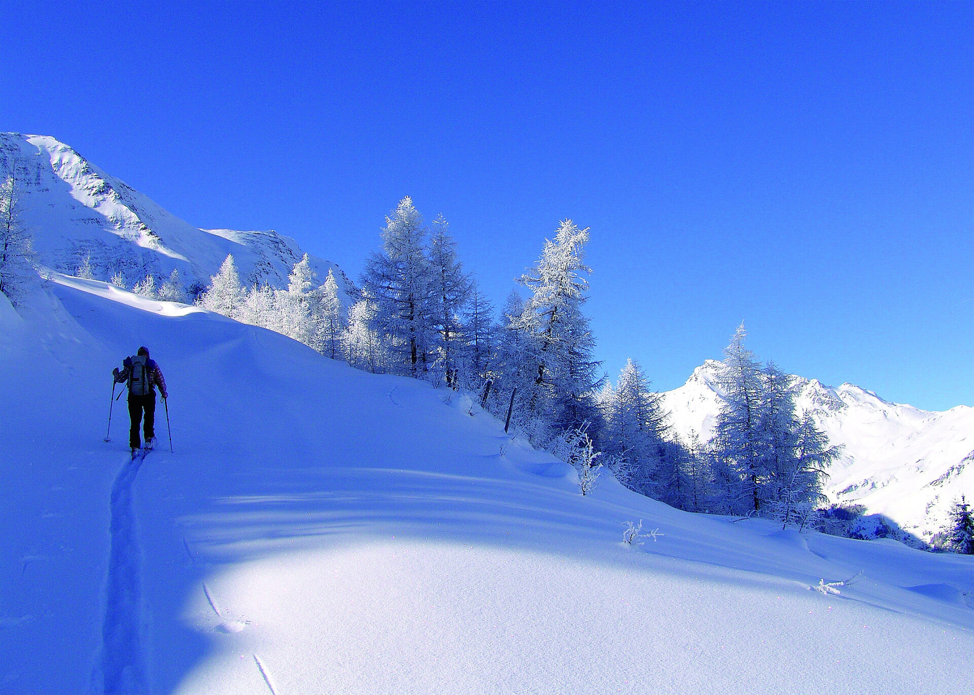 Mallnitz-Skitour ©Peter Angermann