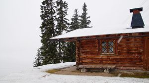Schnee in Seefeld