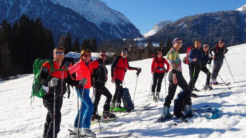 Skitourenhotel Loncium