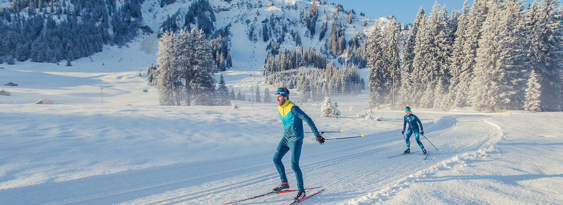 Tiroler Zugspitzarena_Langlauf