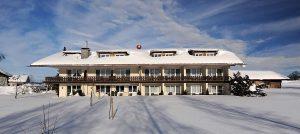 Langlaufhotel in Scheidegg