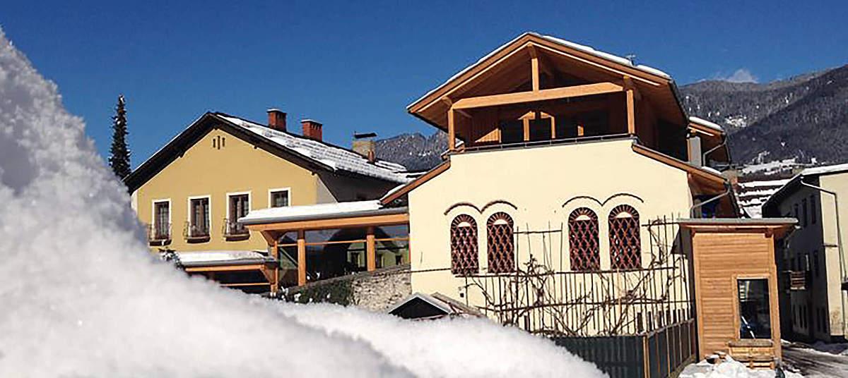 Skitourenhotel Kötschach Mautchen