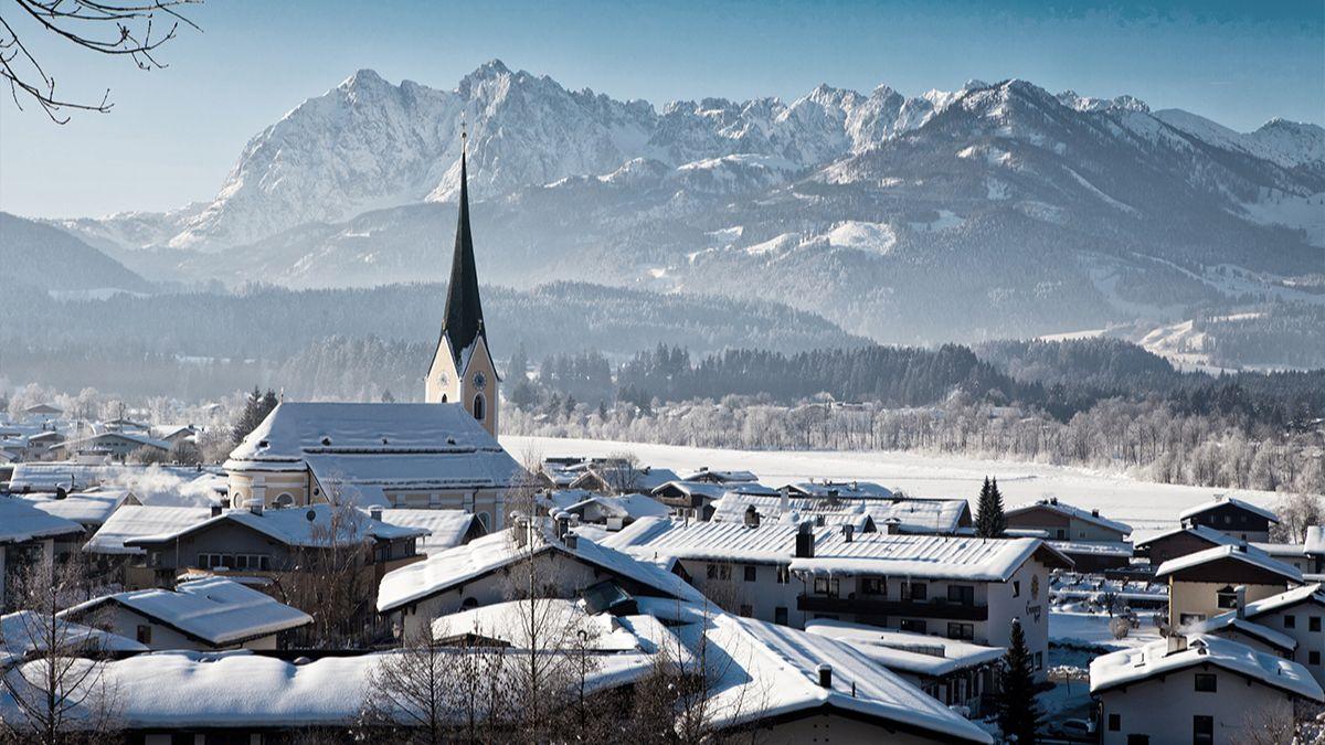 Winterurlaub im Kaiserwinkl in Tirol