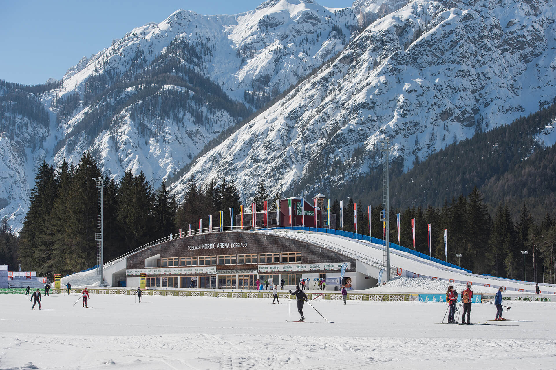 Nordic Arena (©Wisthaler Harald
