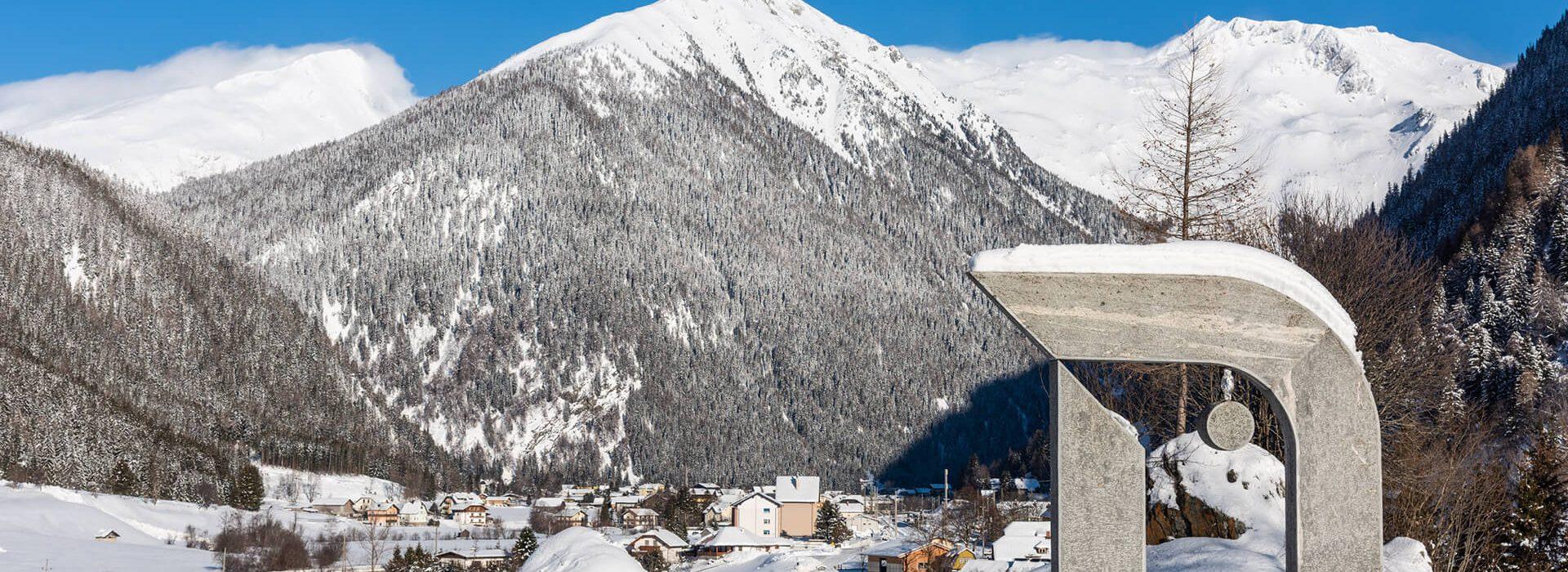 Winter in Mallnitz ©FRANZGERDL