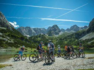 Biketour Tirol