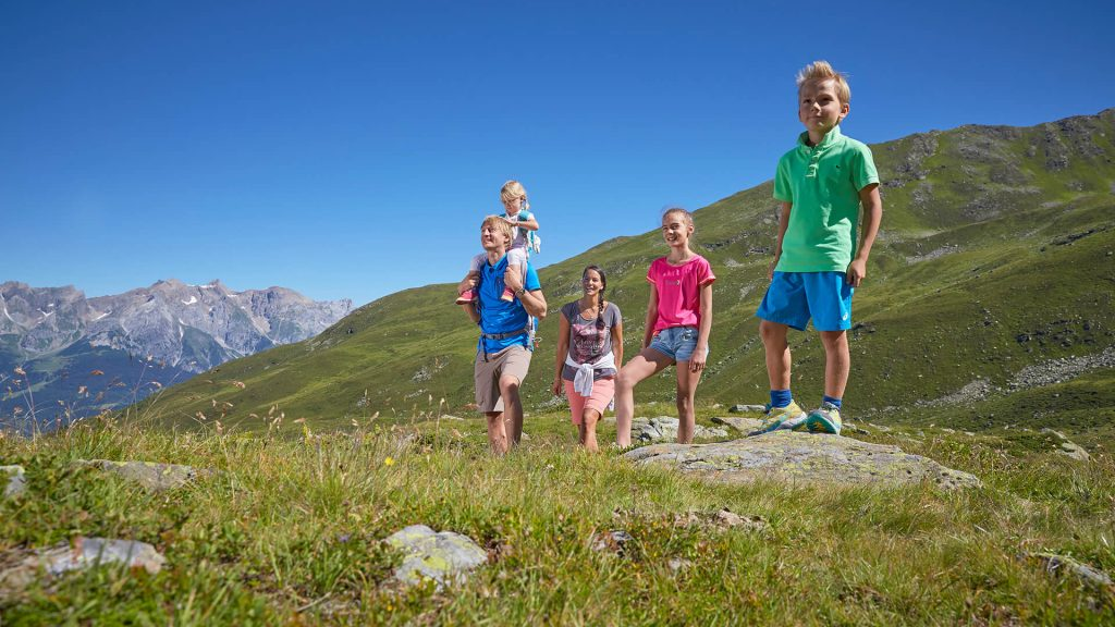 Erlebniswandern im Paznaun ©TVB Paznaun – Ischgl