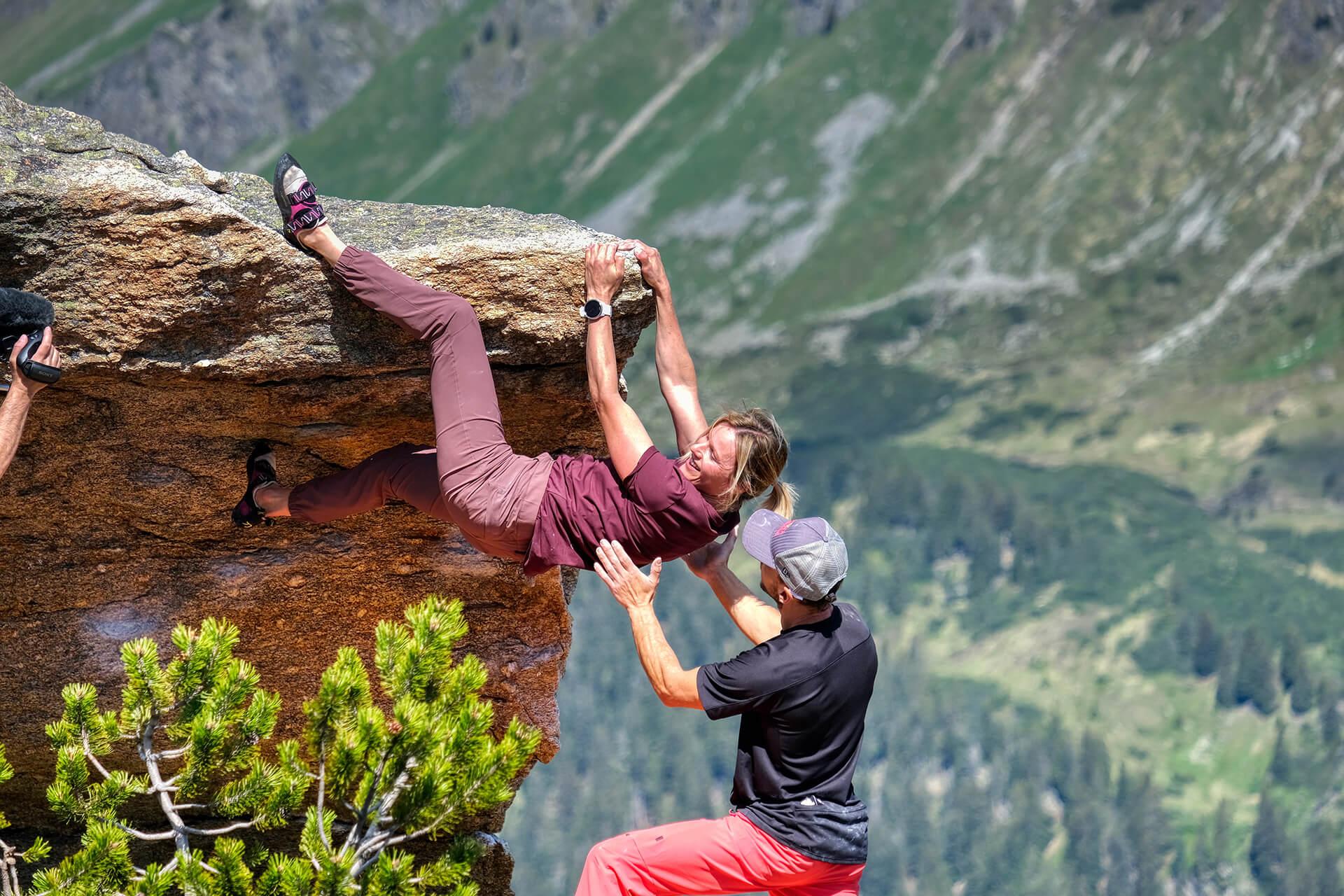 Land der Berge: Mit Marlies Raich im Paznaun