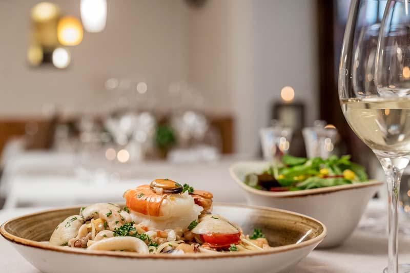 Seefelder Stube Restaurant Pasta