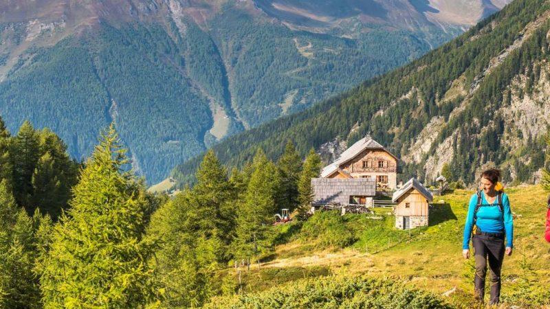 Nationalpark Hohe Tauern, Sauleck © Franz Gerdl