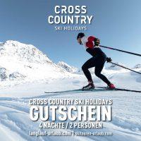 Cross Country Ski Holidays Gutschein 4 Nächte & 2 Personen