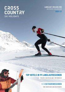 Cross Country Ski Holidays Katalog Titelseite 2020