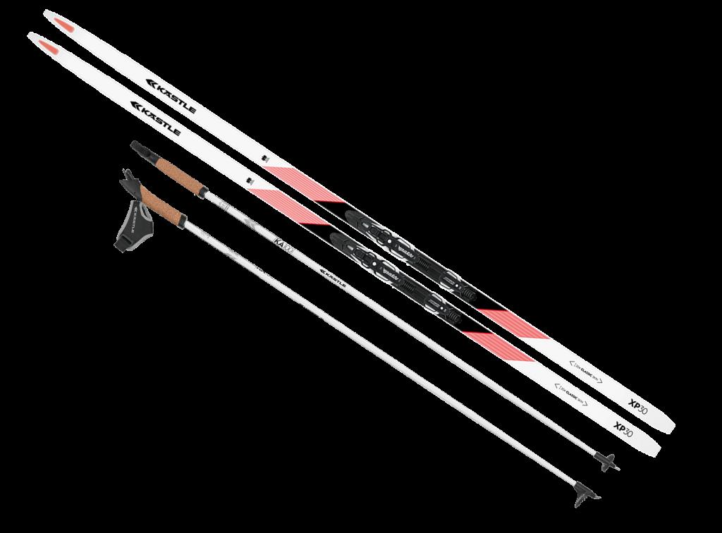 Kästle XP30 classic skin mit KA100 Stöcke