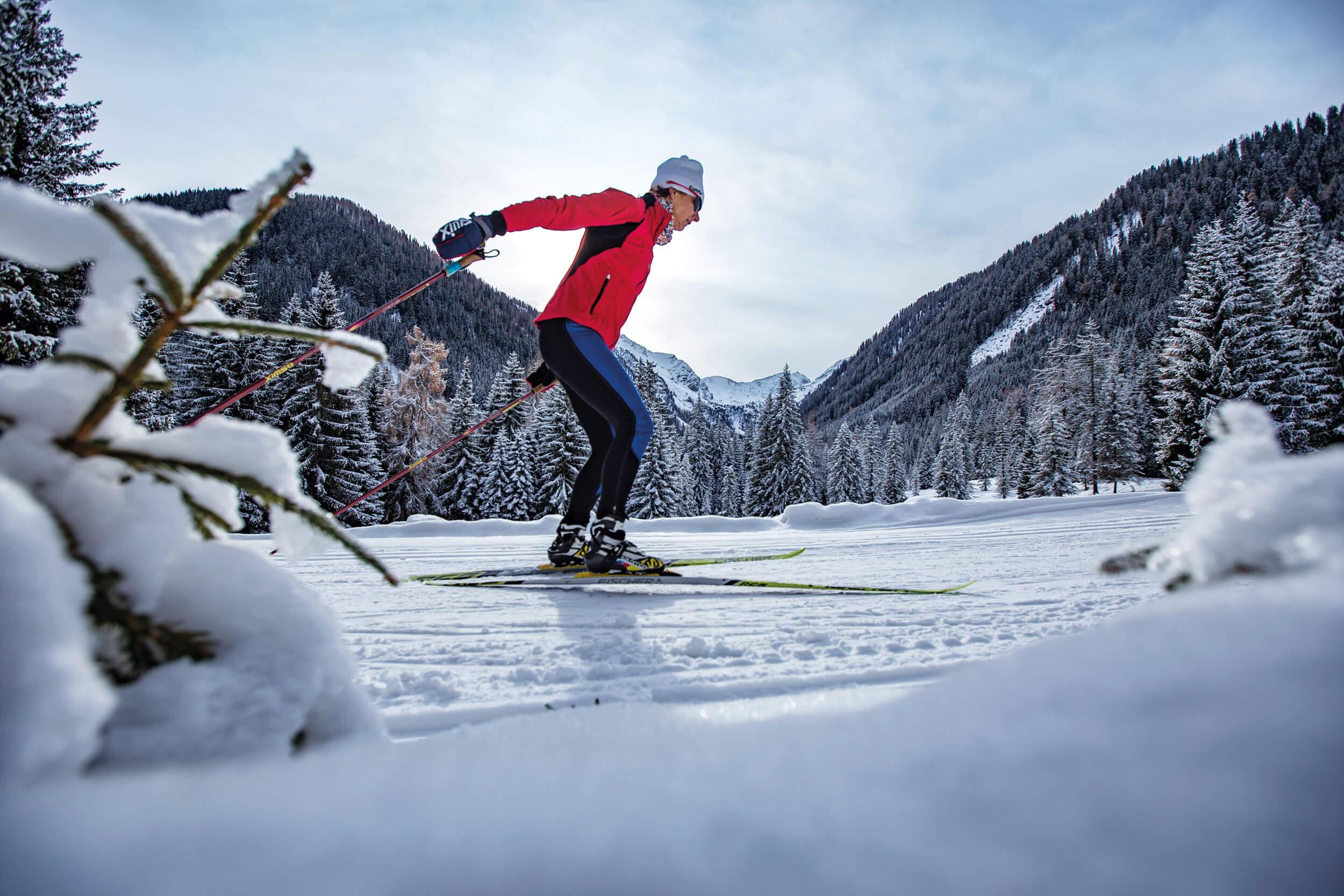 Langlaufen in Osttirol©Christian_Riepler