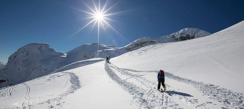 Skitouren Nassfeld