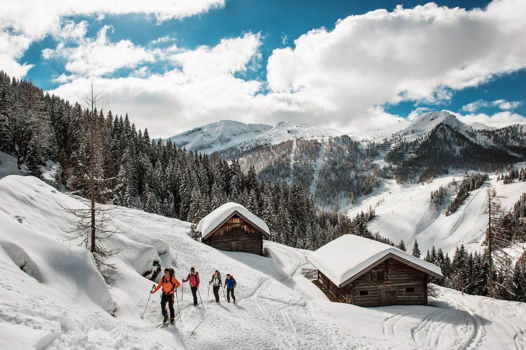 Altenmarkt-Zauchensee-Tourismus_Skitour_Winter_Landschaft (14)