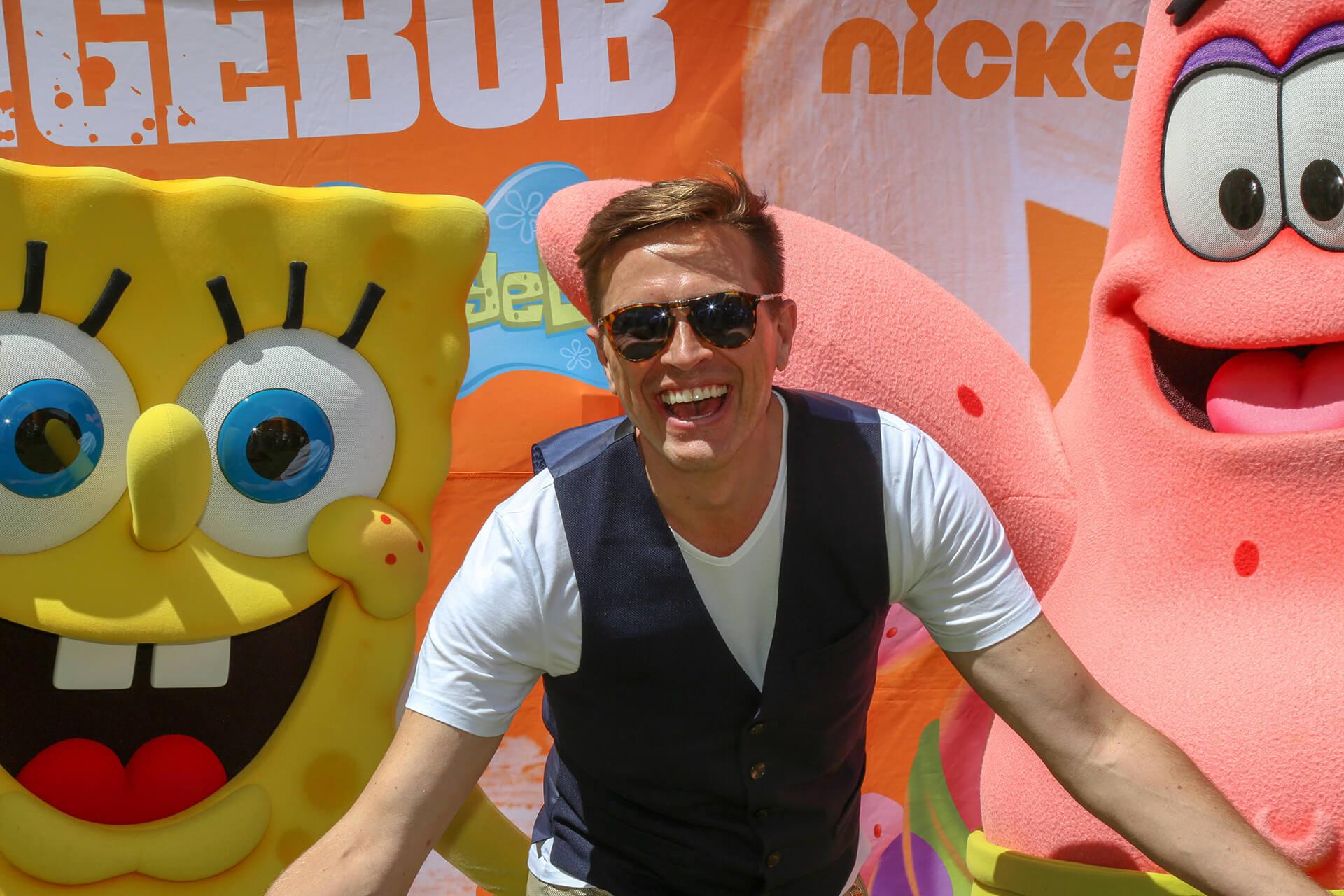 Urlaub mit Sponge Bob ©TVB Paznaun – Ischgl