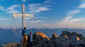 Gipfelglück ©Falknerhof