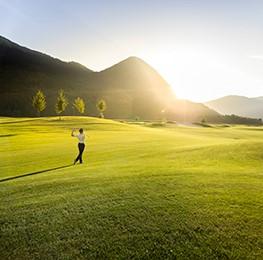 Saisonabschluss im Dolomitengolf Hotel & Spa © Hamacher Hotels & Resorts