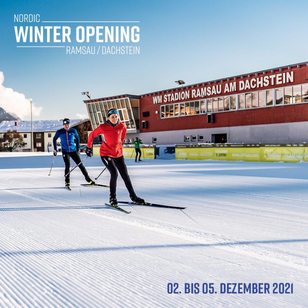 Saisoneröffnung Ramsau ©Nordic Winter Opening